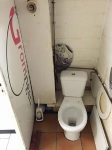 Toilet en douche na een verherbouwing met dank aan @gemeenteGroningen